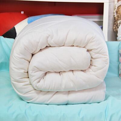手工新疆棉花被子学生婴儿童被芯春秋被冬被垫被加厚保暖纯棉被褥 1