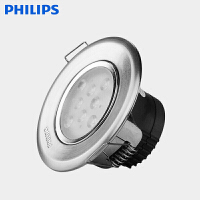 飞利浦(PHILIPS) LED筒灯 闪熠二代 LED射灯 背景墙走廊筒射灯