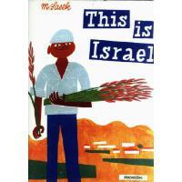 【预订】This is Israel A Children's Classic