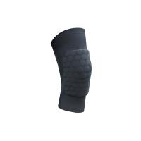 韦德篮球蜂窝护膝短款防撞透气速干小腿户外高弹防滑运动护具男女
