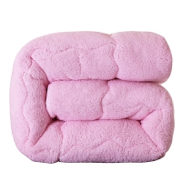 羊羔绒棉被子被芯冬被冬季加厚保暖单双人学生宿舍6斤8斤
