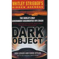 DARK OBJECT(ISBN=9780440236474) 英文原版