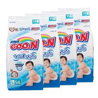 日本大王 GOO.N 维E系列婴儿纸尿裤 尿不湿 纸尿裤L54/4包