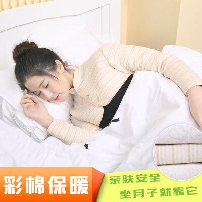 加厚彩棉月子护肩保暖睡觉护肩女产妇空调房中老年护肩膀颈坎肩 发货周期:一般在付款后2-90天左右发货,具体发货时间请以与客服协商的时间为准