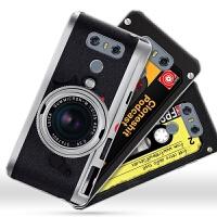LG G6手机壳lg g6手机套个性彩绘硬壳g6保护壳创意防摔男款女潮