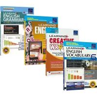 学习系列六年级英语语法词汇写作 SAP Learning English+Grammar+Vocabulary+Writ