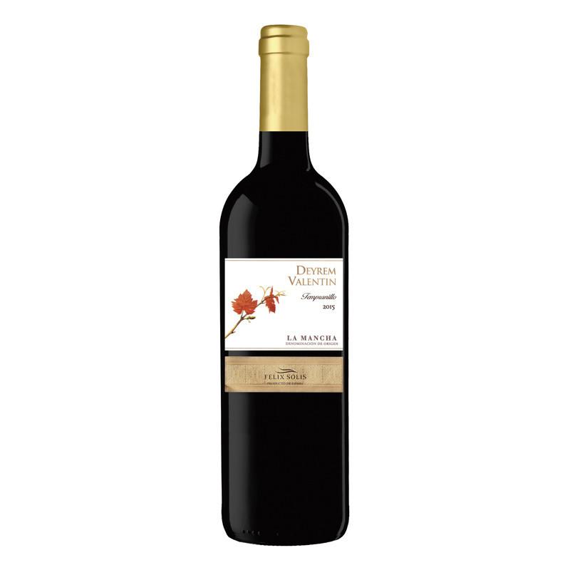 迪瓦酒庄单魄DO 干红葡萄酒