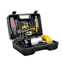 车载充气泵补胎套装电动单杠12V便携式高压打气泵多功能汽车用品