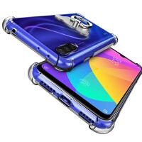 小米cc9e手机套 小米 CC9E手机保护壳 小米cc9e手机壳套 透明硅胶全包防摔气囊保护套