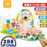 新生儿宝宝婴儿早教玩具风铃床头铃摇铃床挂旋转床铃幼儿音乐安抚