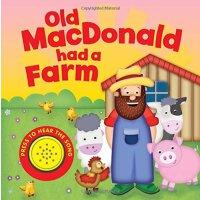 old macdonald had a farm 老麦克唐纳有个农场 Song Sounds系列 经典英文儿歌童谣 有