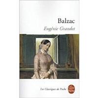 【法语原版】欧也妮・葛朗台 Eugénie Grandet 进口法语书
