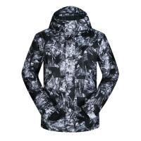 韩国滑雪服男新款单板双板防水防风透气冬季大码防寒上衣外套