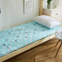 学生床垫1.2米宿舍单人褥子地铺睡垫1.5m床褥垫榻榻米垫子垫被1.8