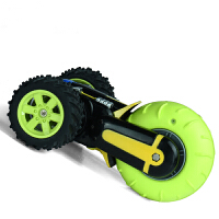 遥控车遥控汽车玩具车儿童玩具车男孩特技车遥控翻滚车轮胎可充气 官方标配