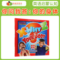 美国进口 时代周刊少儿版你问我答:你的身体 TIME For Kids X-Why-Z Your Body:Kids