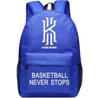 书包韩版初高中小学生旅行双肩包包男女帆布篮球背包