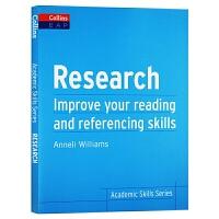 如何提升阅读和文献引用技能 英文原版 Research B2+ lmprove your reading and ref