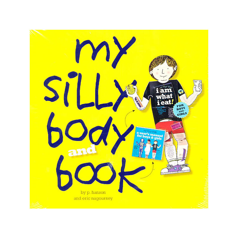 My Silly Body Book 人体的秘密