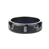 运动配饰科比詹姆斯库里欧文球星运动戒指项链篮球手环送男生日礼品