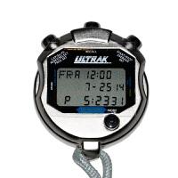 定尔志/ULTRAK 电子秒表 大字体三排显示 运动跑表 计时器DTM30