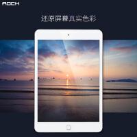 包邮支持礼品卡 ROCK 新iPad Pro 2.5D 钢化膜 10.5英寸 高清 玻璃 防爆 12.9 苹果平板电脑