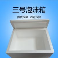 3号泡沫箱10斤装水果包装肉类生鲜红枣蔬菜海鲜水产泡沫批发