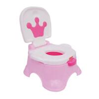【当当自营】费雪 音乐马桶适合男女宝宝儿童便携坐便器BGP35粉色婴儿清洁用品