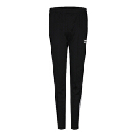 Adidas/阿迪达斯女装 2018新款三叶草REGULAR TP CUF运动休闲长裤 CY7377