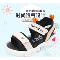 男童凉鞋夏季中大童男生软底防滑沙滩鞋儿童夏天鞋子
