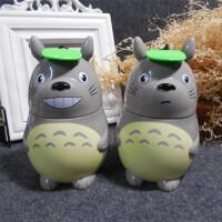 龙猫手持可爱迷你电风扇USB充电学生小孩随身便携夏日小风扇