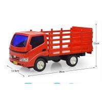 中号惯性农用车儿童载货车模型男孩动物运输车拖板车玩具礼物