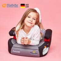 儿童汽车安全座椅增高垫坐垫便携式车载3-12岁isofix接口