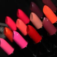 红釉彩妆口红保湿滋润唇膏不易掉色不易沾杯唇彩唇蜜