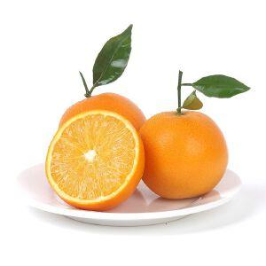 正宗四川眉山脐橙 高山手剥甜橙 新鲜孕妇水果 现摘现发大果5斤装  单果180-250g
