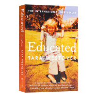 你当像鸟飞往你的山 英文原版人物传记 Educated 受教回忆录 英版 纽约时报畅销书 比尔盖茨 英文版进口原版英语书