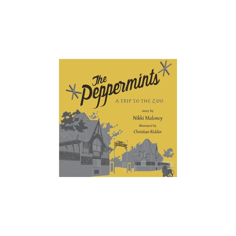 【预订】The Peppermints: A Trip to the Zoo 预订商品,需要1-3个月发货,非质量问题不接受退换货。