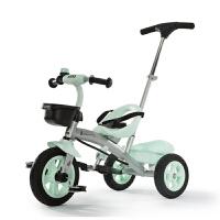 儿童三轮车脚踏车宝宝自行车轻便携儿童1-2-3-6岁手推车