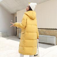 【极速发货 超低价格】2020新款面包服女中长款学生韩版宽松保暖棉服女冬季外套棉衣