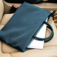 男士包包手提包商务包横款韩版手拿休闲包大容量公文包男电脑包潮