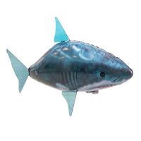 遥控飞鱼空中鲨鱼小丑鱼小鸟冲氦气气球悬浮飞机飞艇电动创意玩具 其他