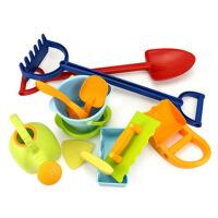 挖沙铲子玩沙玩具套装儿童玩沙子工具大号小桶男2-6沙滩玩具