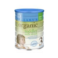 【网易考拉】BELLAMY'S 贝拉米 有机奶粉 3段(12个月以上) 900克/罐