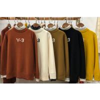 F7秋冬新韩版宽松半高领毛衣 女长袖保暖假两件套头针织打底衫0.5