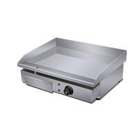 手抓饼机器电扒炉商用扒炉加宽加厚煎牛排机鱿鱼铁板烧炉