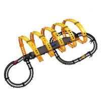 战轨儿童充电拼装遥控轨道子玩具男孩风火轮赛车托马斯