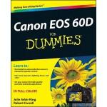 【预订】Canon EOS 60D For Dummies