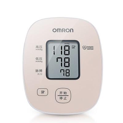 欧姆龙(OMRON)电子血压计 U10K送原装稳压电源,全国联保2年!
