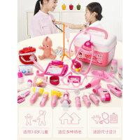 小医生玩具套装医疗箱打针护士男孩儿童过家家女孩听诊器宝宝工具