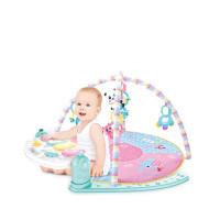 婴幼儿玩具 新生儿脚踏琴健身架玩具宝宝儿童早教益智礼盒装生日礼物 BM326-1彩盒装